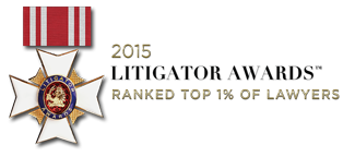 Litigator Awards 2015
