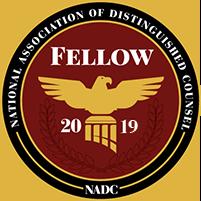 NADC Badge Fellow 2019