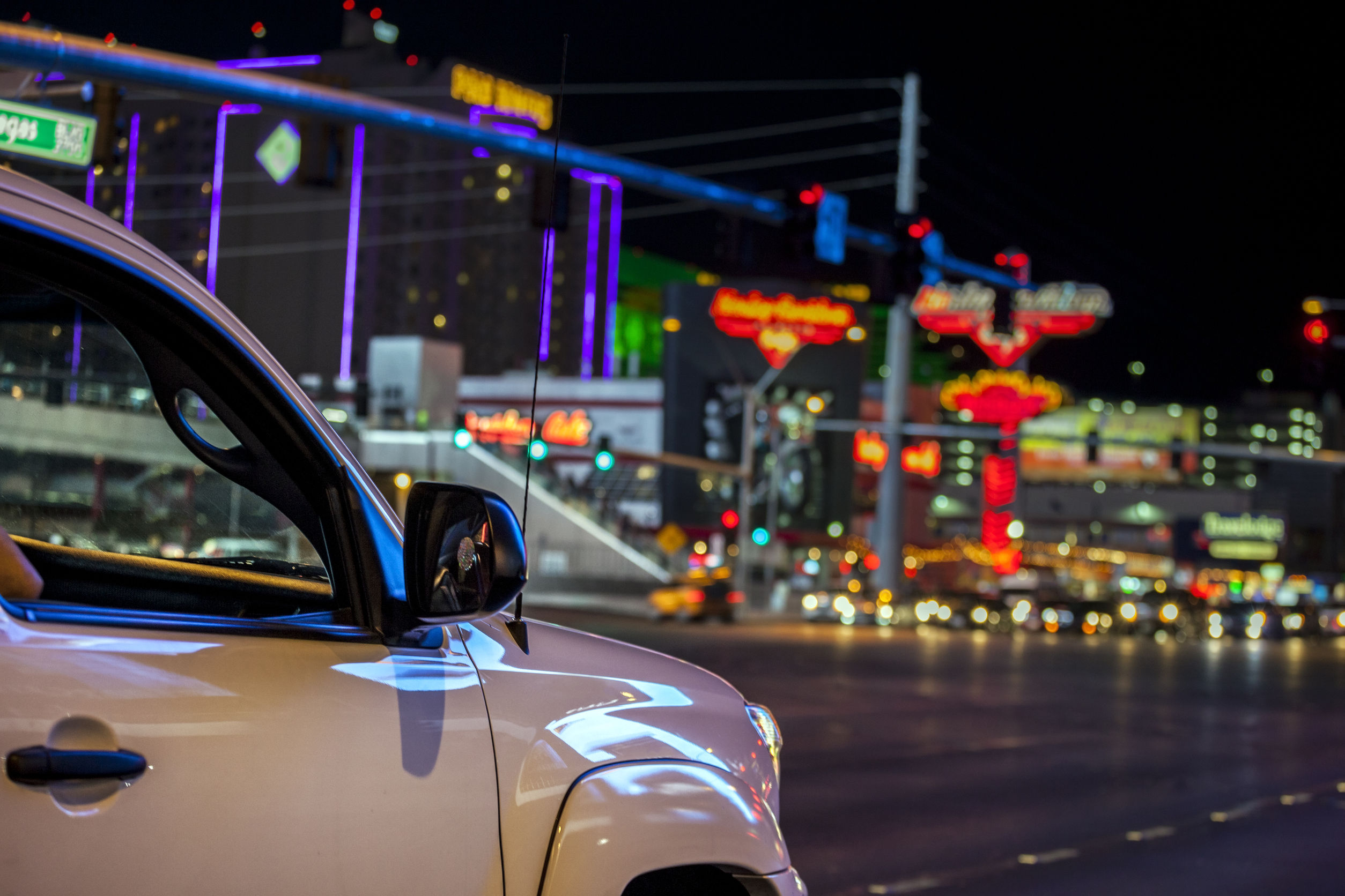 Las Vegas Uber and Taxi Accidents Lawyer