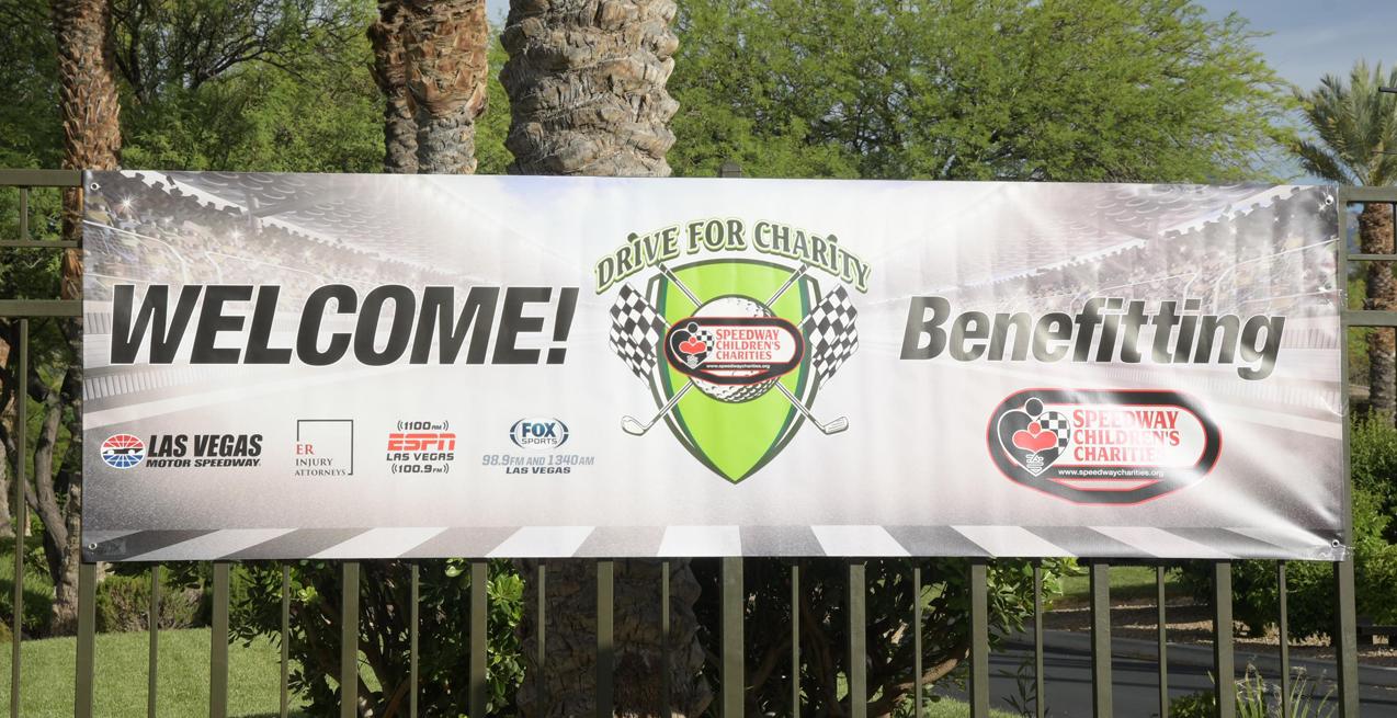 "Speedway Children's Charities ""Drive for Charity"" Golf Tournament"